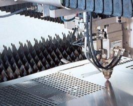 Оборудование для лазерной резки