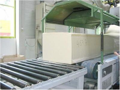Линии для производства пенополиуретановых блоков Impianti OMS