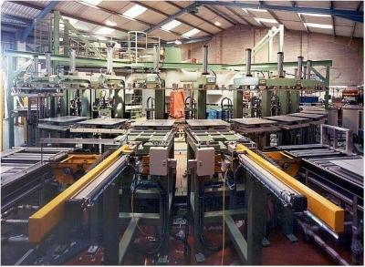 Линии для изготовления автомобильных фильтров и прокладок Impianti OMS