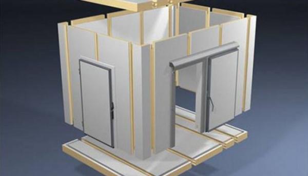 Панели холодильных камер