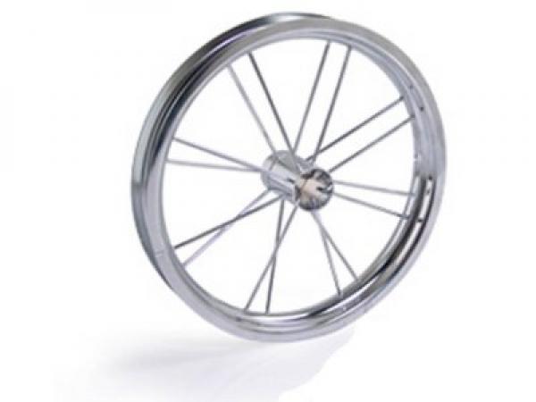 Колеса велосипедов и колясок