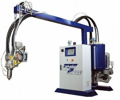 Заливочная машина низкого или высокого давления Impianti OMS